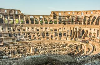 Rom: Kolosseum & Forum Romanum in Kleingruppe ohne Anstehen