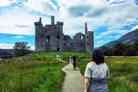 From Glasgow: Scotland Sightseeing Tour Shore Excursion