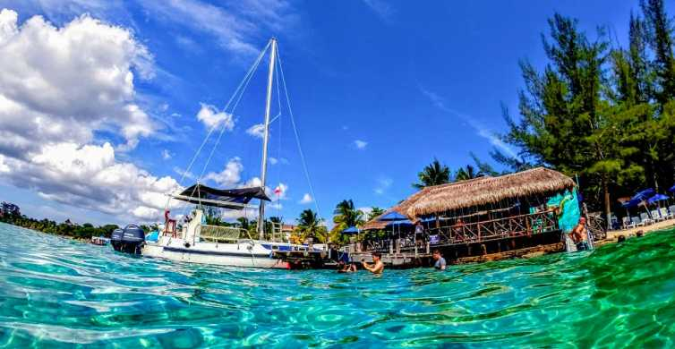 Cozumel: Half-Day All-Inclusive Beach Fun with Snorkeling