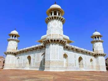 Ab Delhi: Private 2-tägige Taj Mahal & Agra Tour