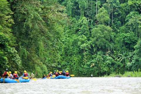 From La Fortuna: Family-Friendly Balsa River Rafting