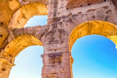 Rome: Colosseum, Roman Forum and Palatine Hill Tour