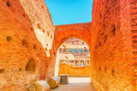 Colosseum Underground: Skip-the-Line Group Tour