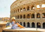 Rom: Kolosseum - Einlass ohne Anstehen am Gladiatoreneingang