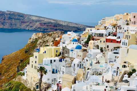 Santorini: Guided Tour to Oia