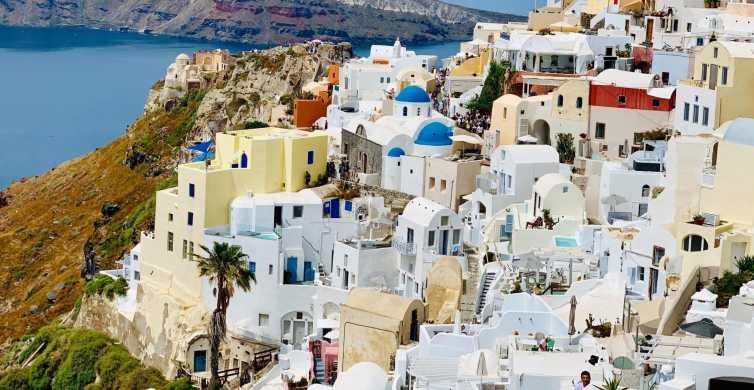 Santorini: Führung nach Oia
