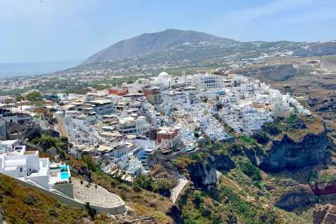 Santorini: Spend the Day with a Local