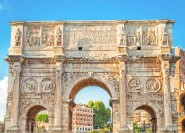 Kaiserliches Rom: Kolosseum, Forum Romanum & Palatin-Hügel