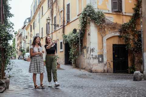 Rome: Ghetto and Trastevere Treasure Hunt