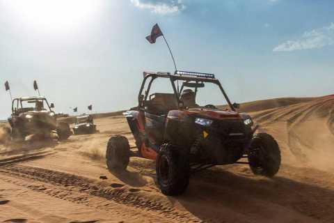 Agadir: Self-Drive Dune Buggy Safari con pranzo tradizionale