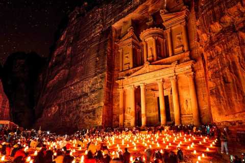 Petra by Night: Show Tickets and Hotel Pick-Up