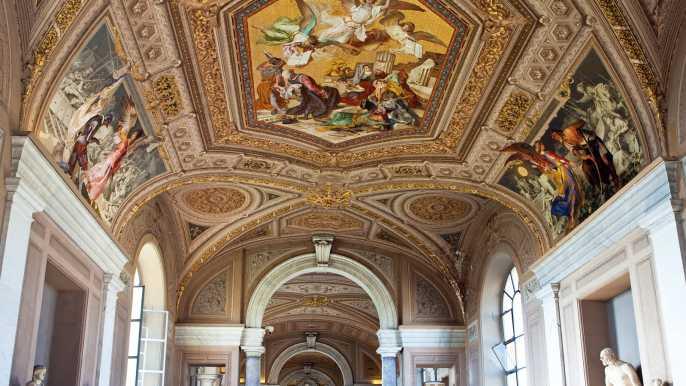 Tour del Vaticano y la Capilla Sixtina