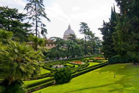 Fast Track Eingang: Vatikanische Museen & St. Peter VIP Tour