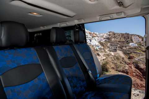 Santorini: Private Group Sightseeing Tour