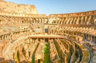 Rom: St. Clement Church Underground und Colosseum Tour