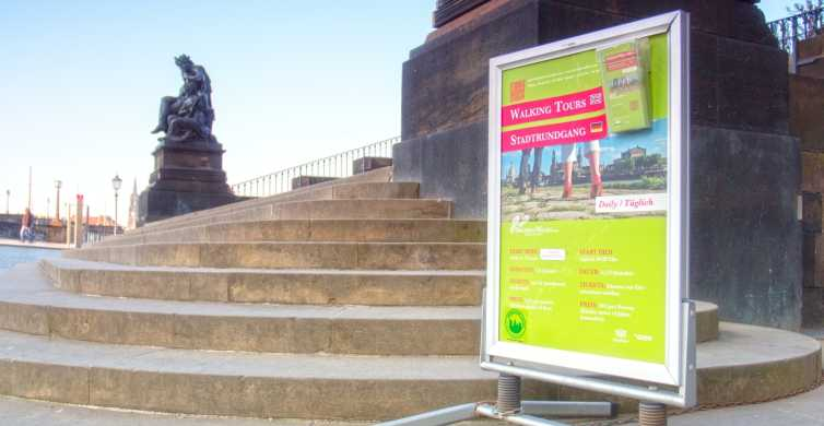 Discover Dresden's Old Town: Historical Walking Tour