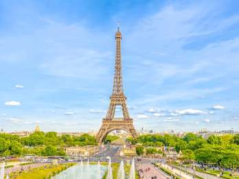 Eiffelturm: Direkter Zugang zur 2. Etage