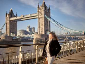 London: Privates 30-Minuten-Fotoshooting an der Tower Bridge