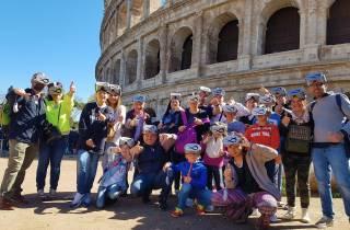 Kolosseum: Virtual-Reality-Tour & Ticket ohne Anstehen