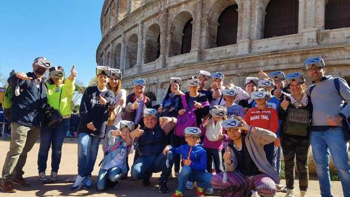 Coliseo: acceso sin colas y tour de realidad virtual