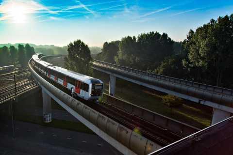 Amsterdam: Amsterdam & Region Travel Ticket voor 1-3 dagen