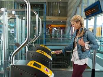 Amsterdam: Amsterdam & Region Reiseticket für 1-3 Tage