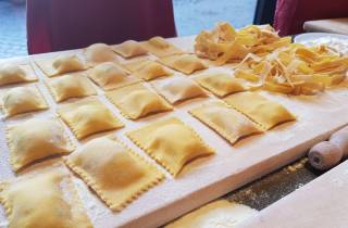 Rom: Pasta Making Workshop mit Mittagessen