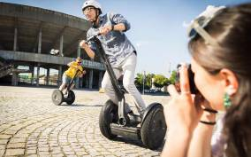 Prague Segway Tour: Off The Beaten Path with Taxi Transfer