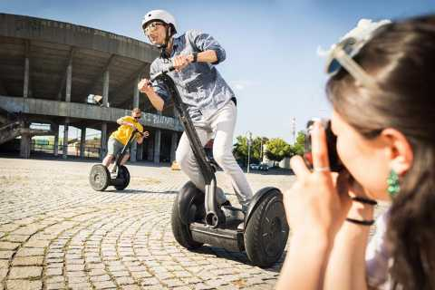 Prague: 3-Hour Hidden Gems Segway Tour