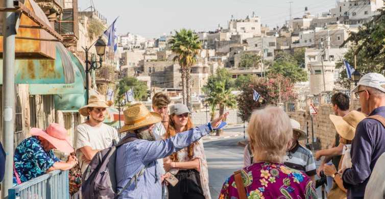 Tel Aviv: Hebron Dual Narrative Tour