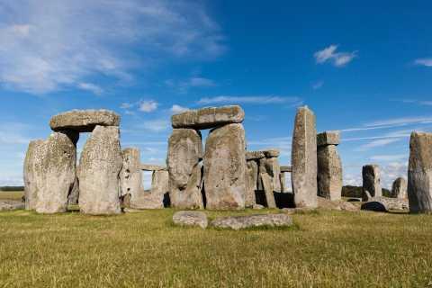 Van Londen: Stonehenge, Windsor Castle & Bath Tour
