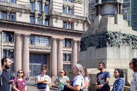 São Paulo: 3-Hour Downtown Discovery Tour with Guide