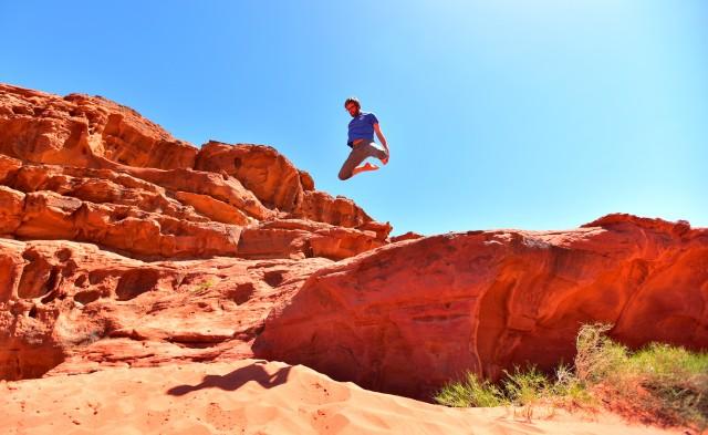 Vanuit Jeruzalem: 3-daagse tour naar Petra & Wadi Rum