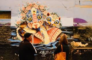 Lima und Callao: Künstlerische und bunte Instagram-Tour