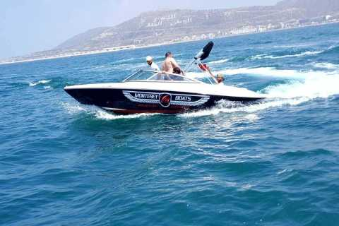 Agadir: Private Speed Boat Tour in Agadir Bay