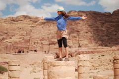 De Jerusalém: Excursão de 2 Dias a Petra, Gérasa e Amã