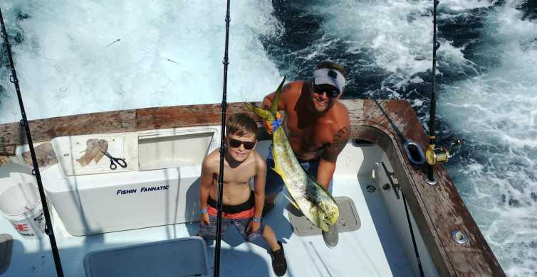 Outer Banks: Full-Day Offshore Sport Fishing Charter