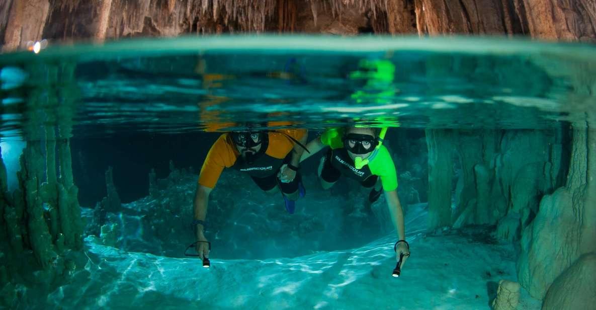 Cancun/Riviera Maya: Tulum Ruins, Sea Turtle Swim & Cenotes