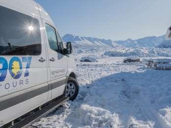 Ab Anchorage: Tagestour zum Matanuska-Gletscher