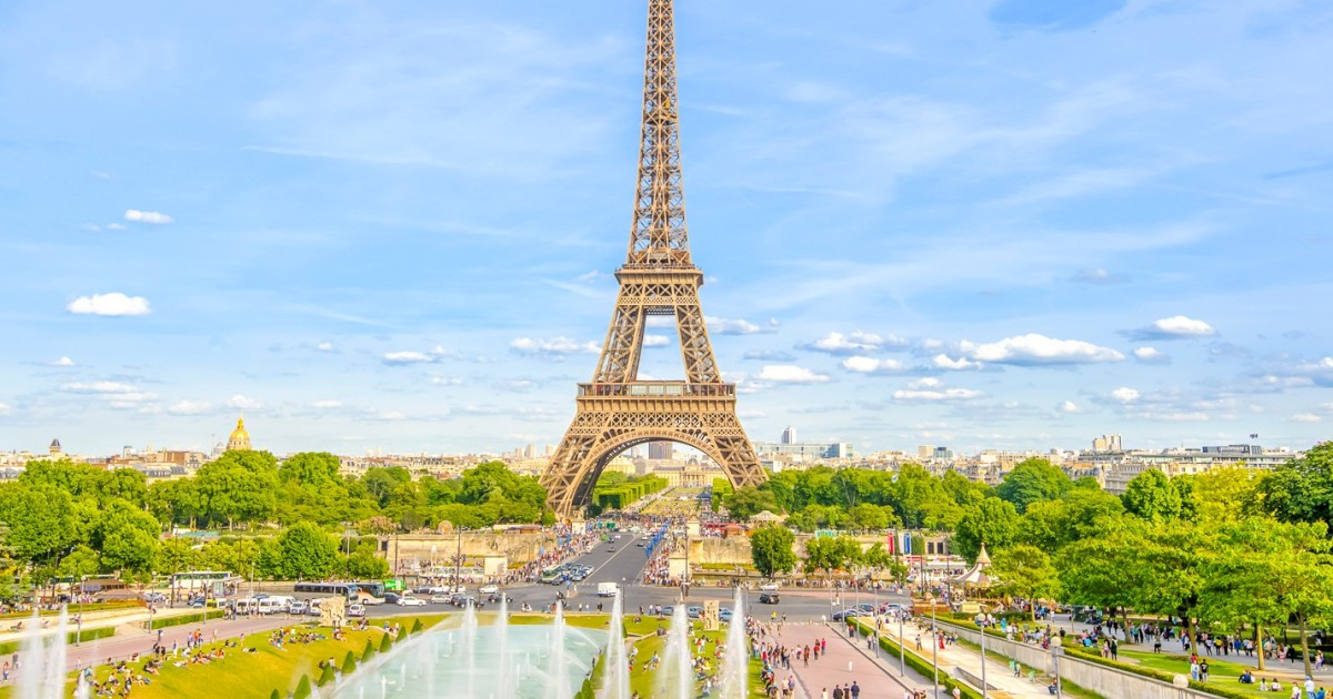 Eiffel Tower Skip-the-Line Entry Ticket