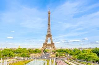 Paris: Eiffelturm 2. Ebene - Ticket mit direktem Einlass