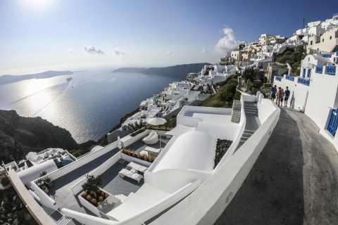Santorini: 2-Day Cooking, Kayaking, and Hiking Experience
