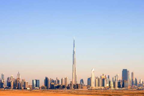 Burj Khalifa: Private Entry, 5-star Cuisine, Transfer