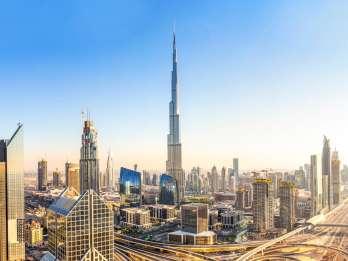 Highlights Dubai: Burj Khalifa, Dhaufahrt und Dinner
