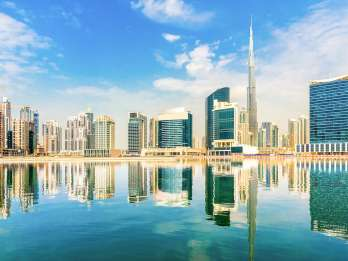 Dubai: Transit-Stadtrundfahrt mit Burj Khalifa Ticket