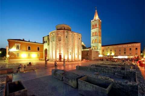 Split / Trogir: excursion d'une journée à Šibenik et Zadar