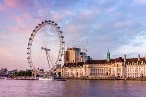 London: Full-Day Walking Tour in Spanish