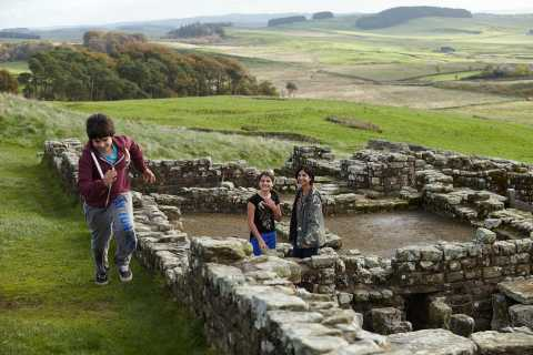 Hadrian's Wall: Housesteads Roman Fort Entry Ticket