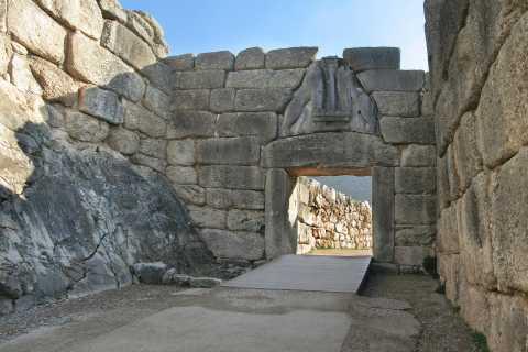 Da Atene: gita di un giorno a Micene, Epidauro e Nauplia