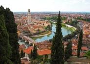 Verona: 3-Stunden-Highlights und Panorama E-Bike Tour